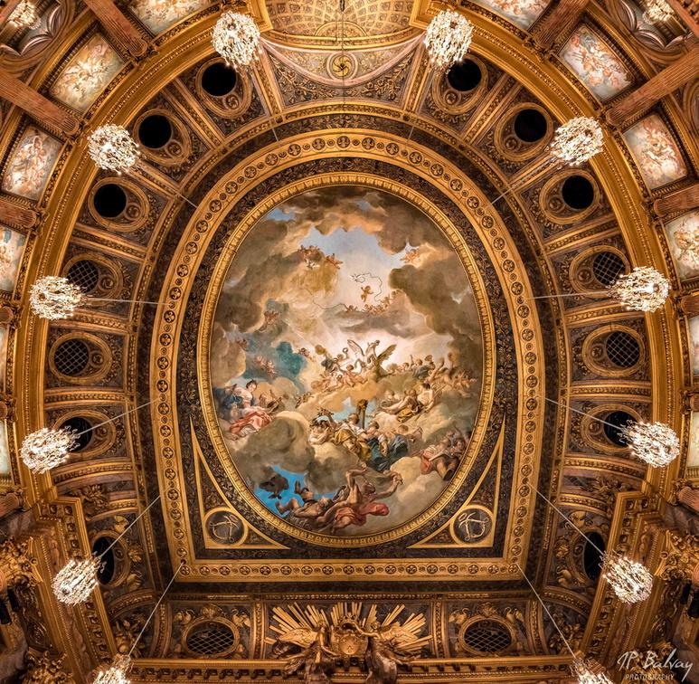 Châteaux de France / Le château de Versailles. | Jean-Paul BALVAY  photography